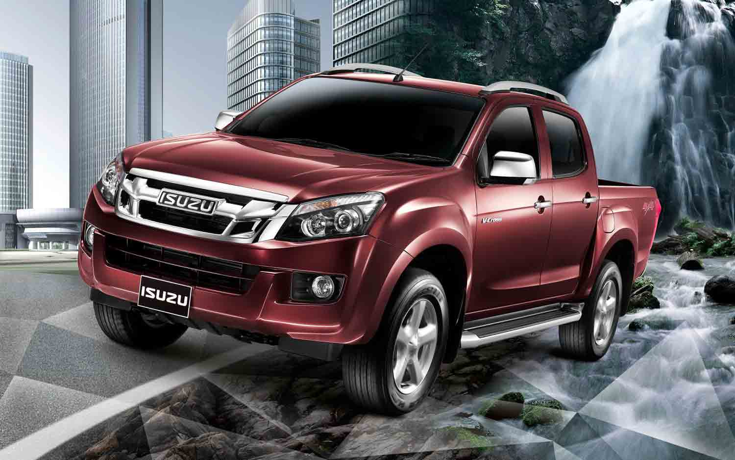 suzuki d max price by isuzu u0027s new d max pickup is a facelifted 2013 chevrolet