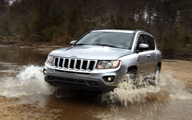 2012 Jeep Compass Front Three Quarter1 660x413