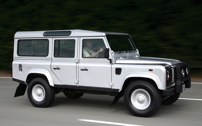 2012 Land Rover Defender 100 Profile1