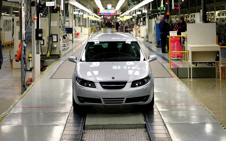 2012 Saab 9 5 Front11
