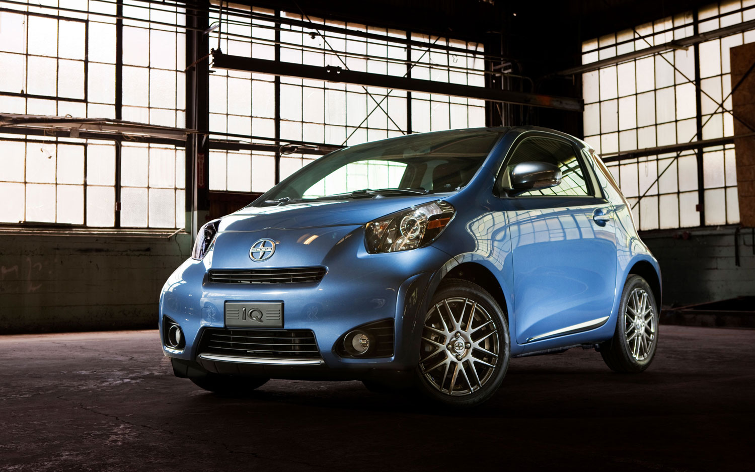 2012 Scion IQ Front Left Three Quarter Shot1