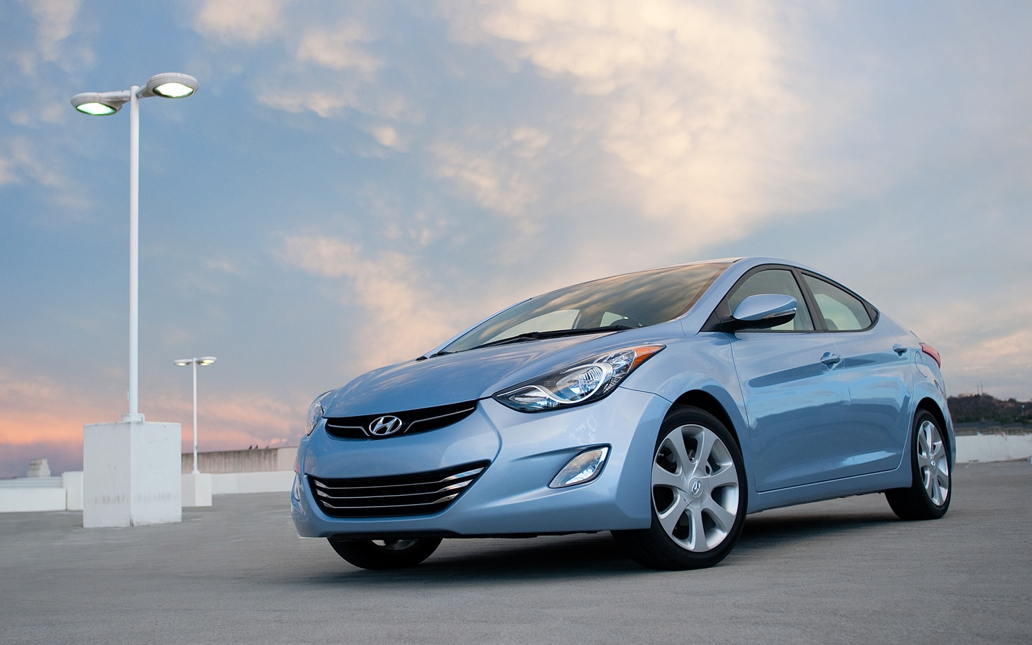 2012 Hyundai Elantra Limited Editors Notebook Automobile Magazine