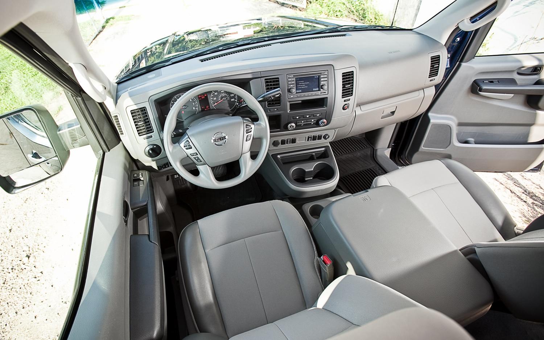 2012 Nissan Nv 2500 V 6 Sv Editors Notebook
