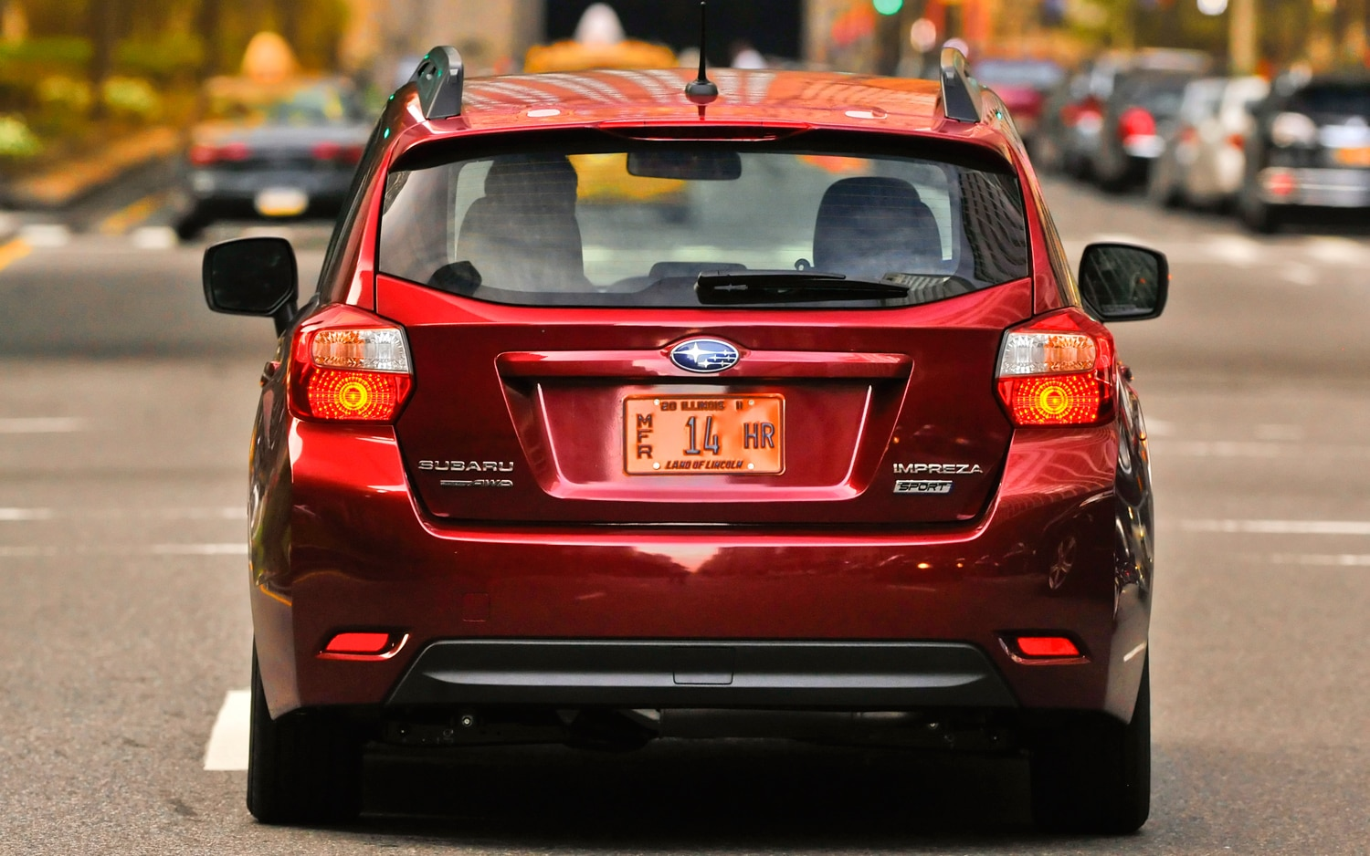 first drive: 2012 subaru impreza - automobile magazine