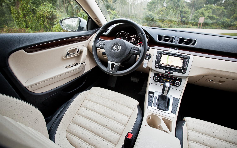2012 Volkswagen Cc Lux Limited Editors Notebook