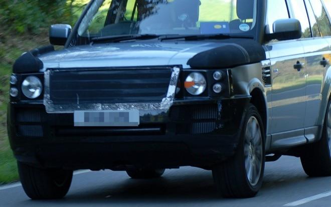 2013 Range Rover Sport Prototype Front Three Quarter 660x413