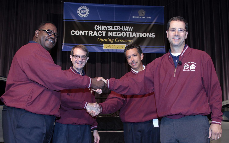 Chrysler UAW Talks 2011 21