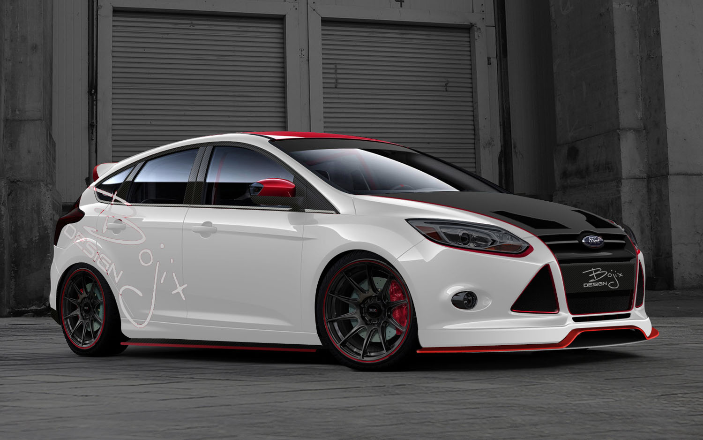 Ford Previews Focus Fiesta Concepts Ahead Of Sema Show