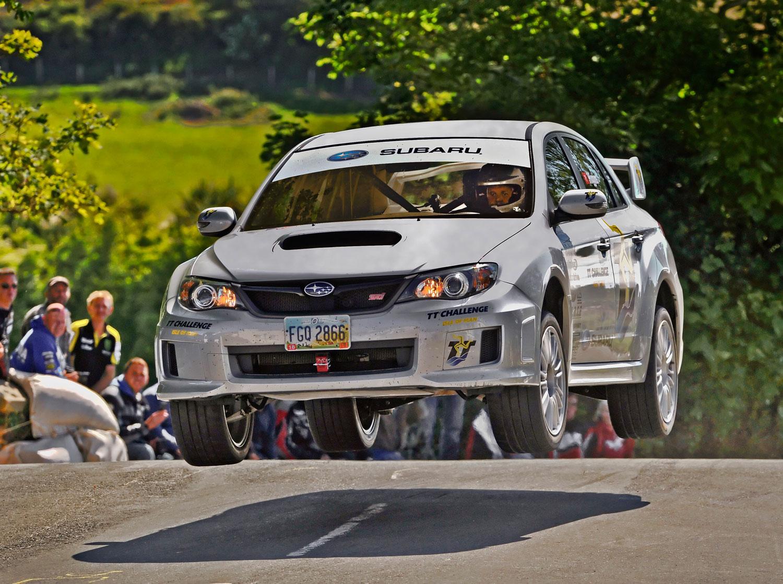 Subaru to Display Rally Cars, New Imprezas, Restored XT at SEMA