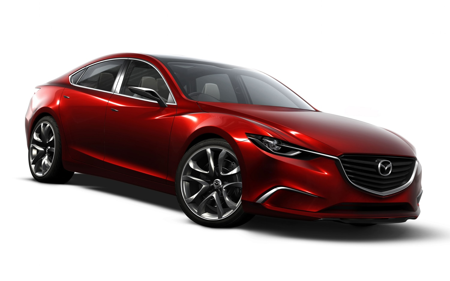 Mazda Takeri Concept Front Three Quarter11