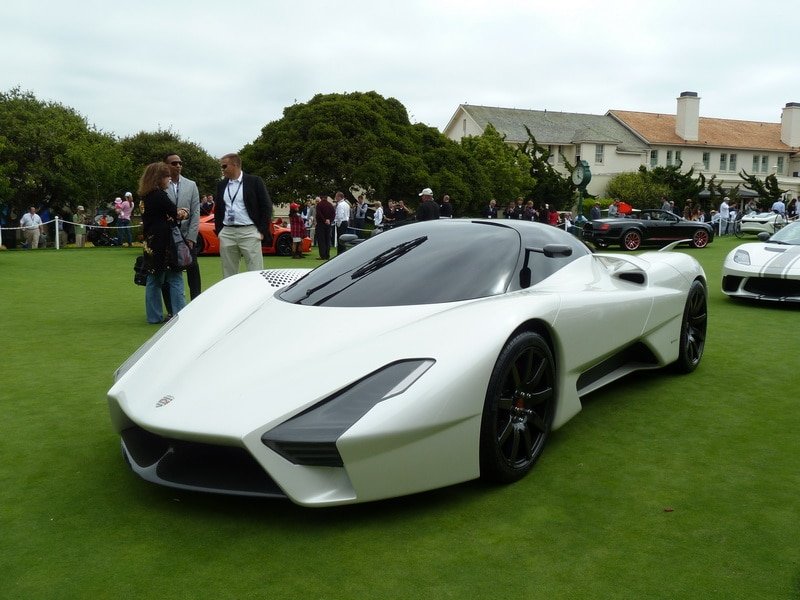 On Driving An Ssc And The Tuatara