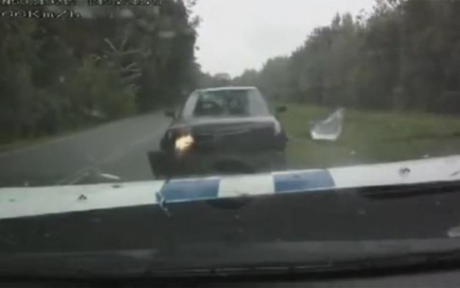 Police Car Crash 2 660x413