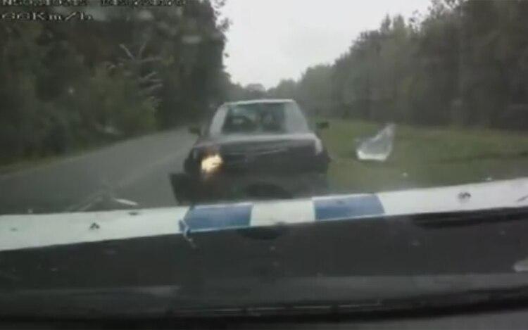 Police Car Crash 2