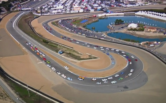 Porsche Rennsport Reunion IV Track1 660x413