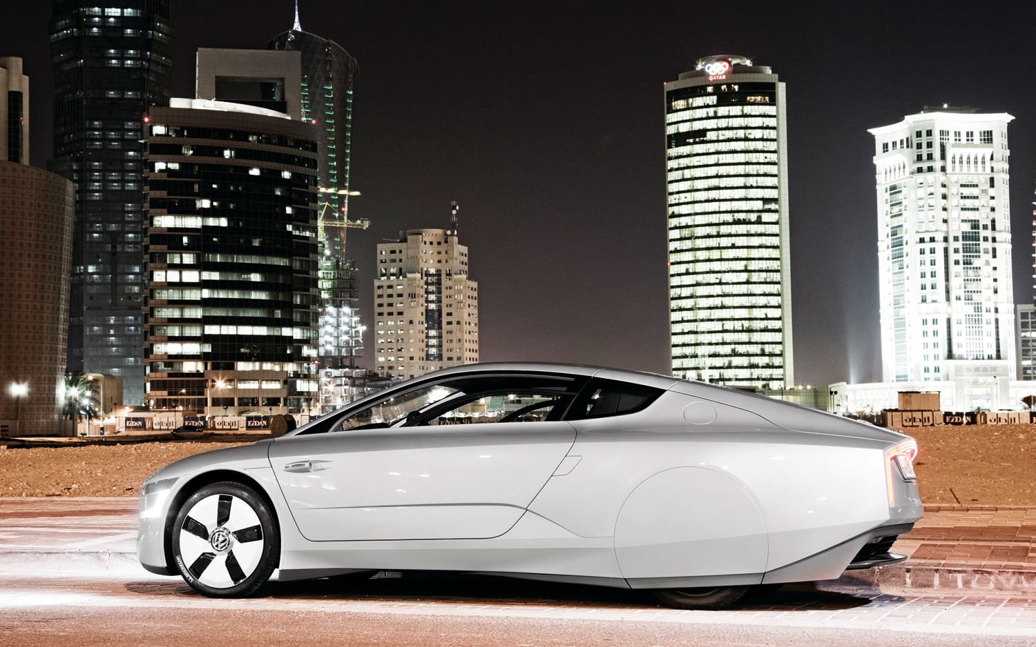 Volkswagen XL1 Profile1