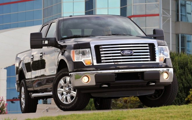 2011 Ford F 150 EcoBoost Three Quarters1 660x413