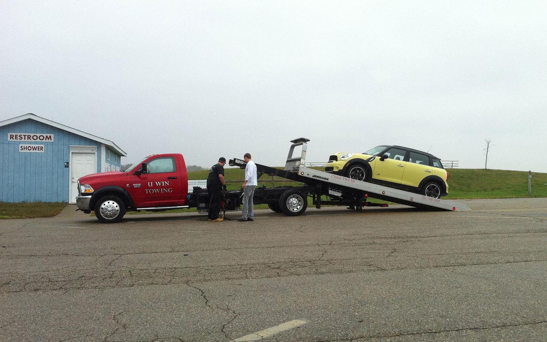2011 MINI Cooper S Countryman ALL4 Flatbed