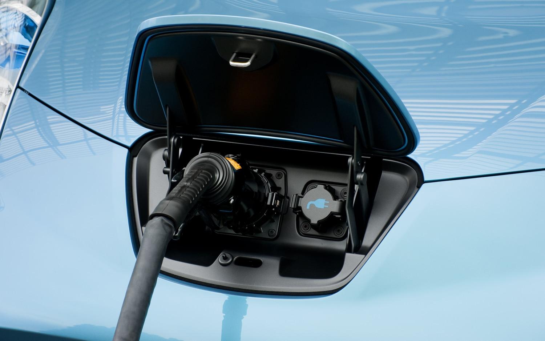 2011 Nissan Leaf Charging Port