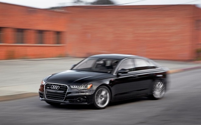 2012 Audi A6 Front Three Quarters In Motion1 660x413
