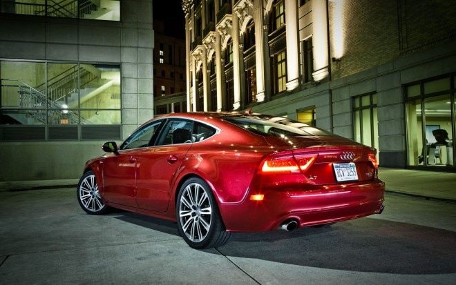 2012 Audi A7 Rear Three Quarter1 660x413