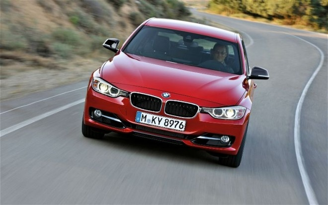 2012 BMW 3 Series Sport Line Front 31 660x413