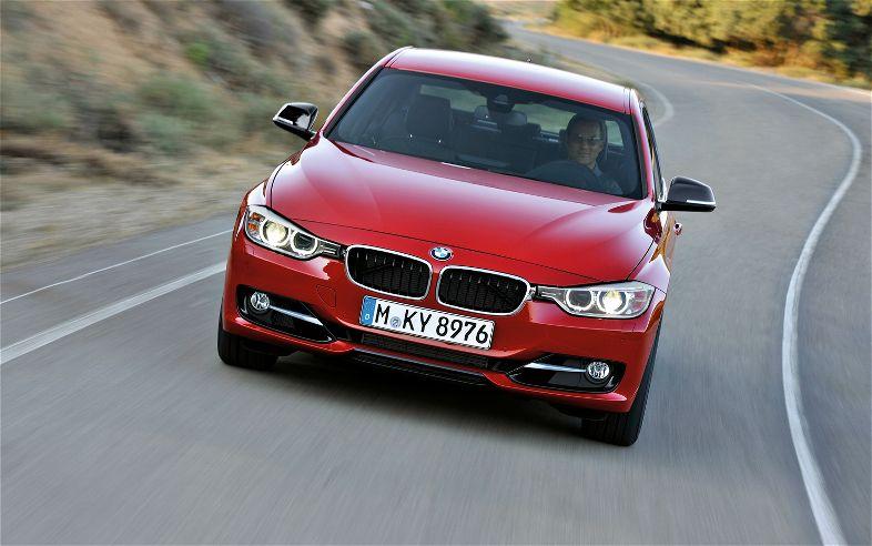 2012 BMW 3 Series Sport Line Front 31