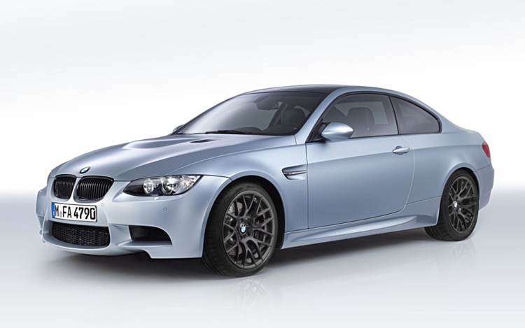 2012 BMW M3 Competition Edition Front Three Quarter1