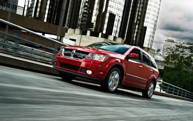 2012 Dodge Journey Front Three Quarter In Motion1 660x413