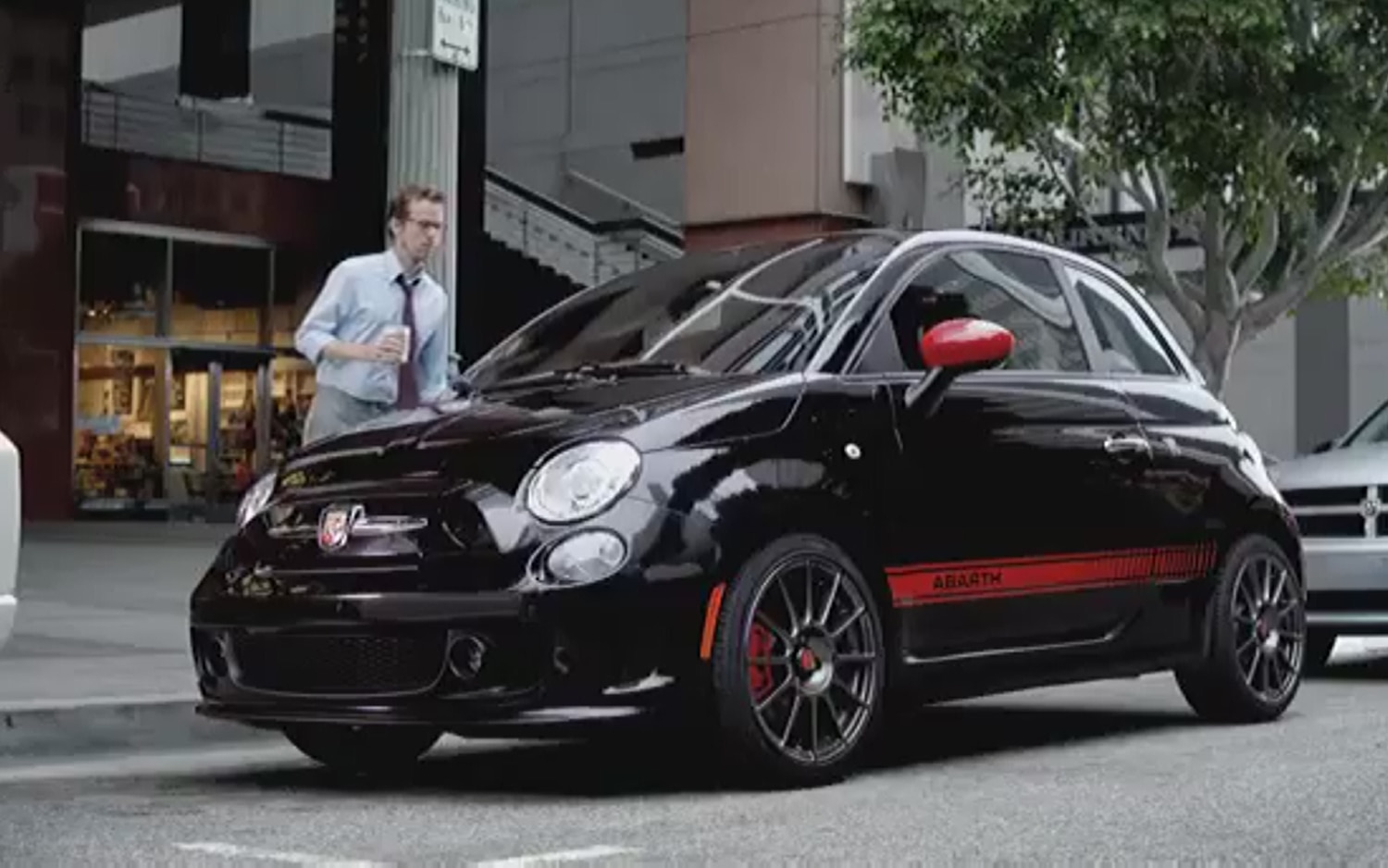 2012 Fiat 500 Abarth Front Three Quarter1