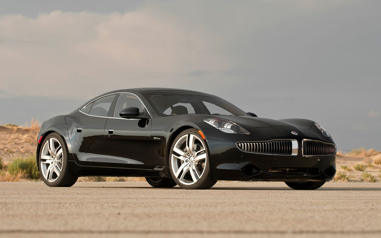2012 Fisker Karma Pre Production Front Three Quarters1
