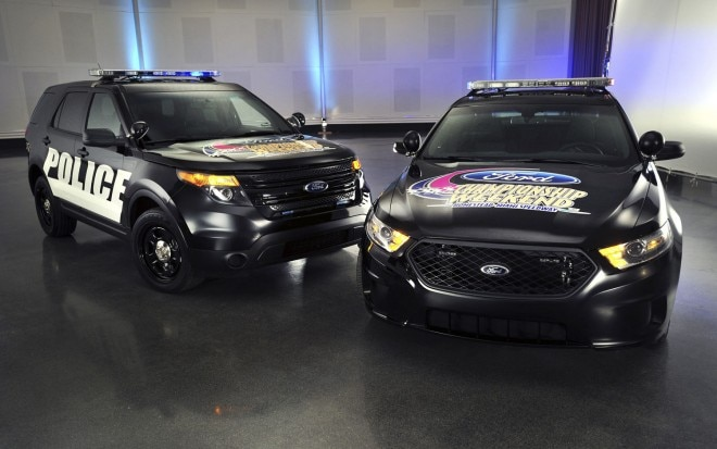 2012 Ford Police Interceptor Sedan And Utility Fronts 21 660x413