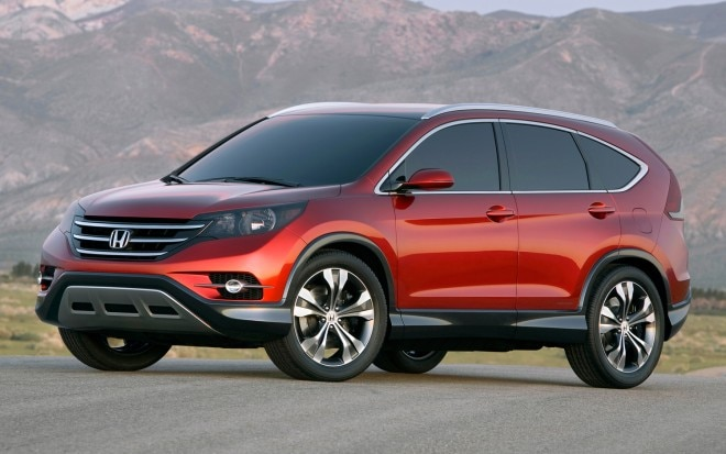 2012 Honda CR V Front View1 660x413