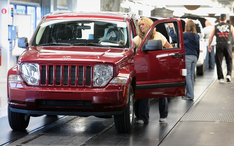 2012 Jeep Liberty At Toledo Plant1