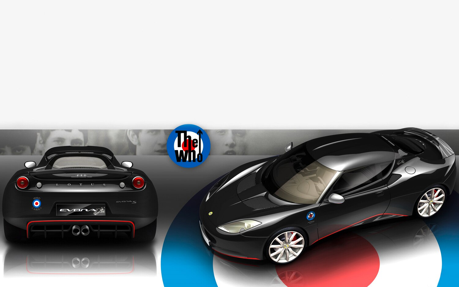 2012 Lotus Evora S By The Who Exterior1