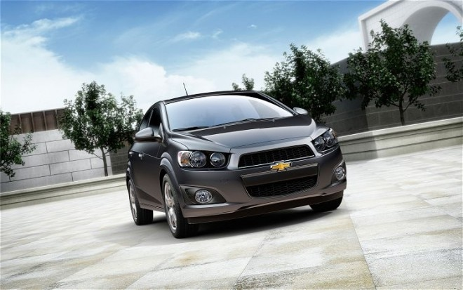 2012 Chevrolet Sonic Front View 2 AMAG1 660x413