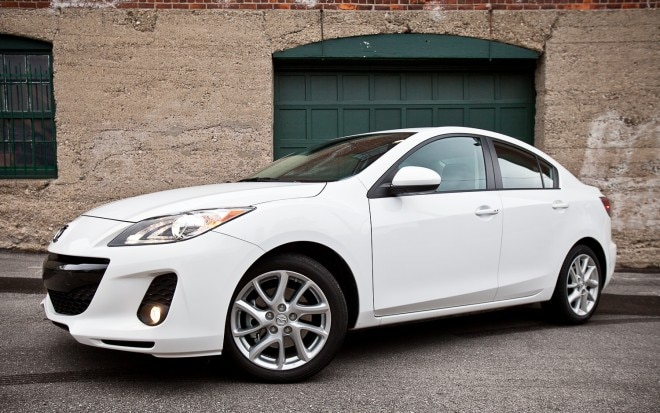2012 Mazda3 S Grand Touring Front Left Side View1 660x413