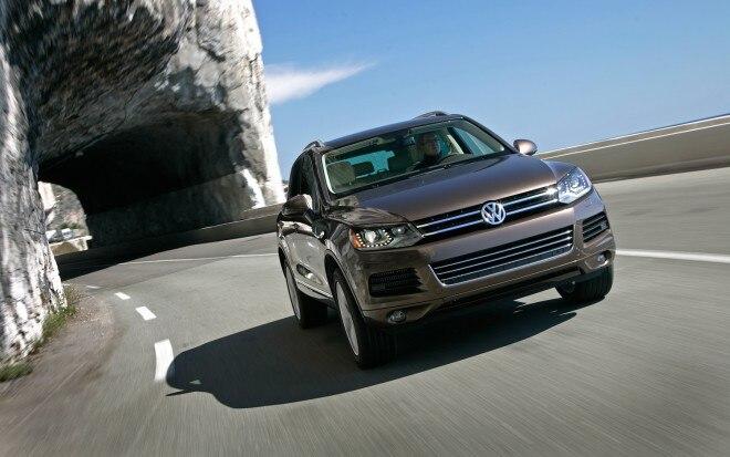 2012 Volkswagen Toureg Front View1 660x413