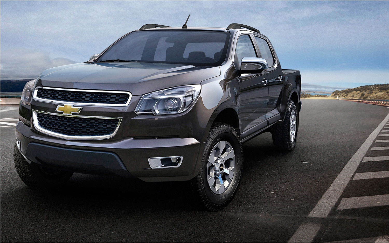 2013 Chevrolet Colorado Front1