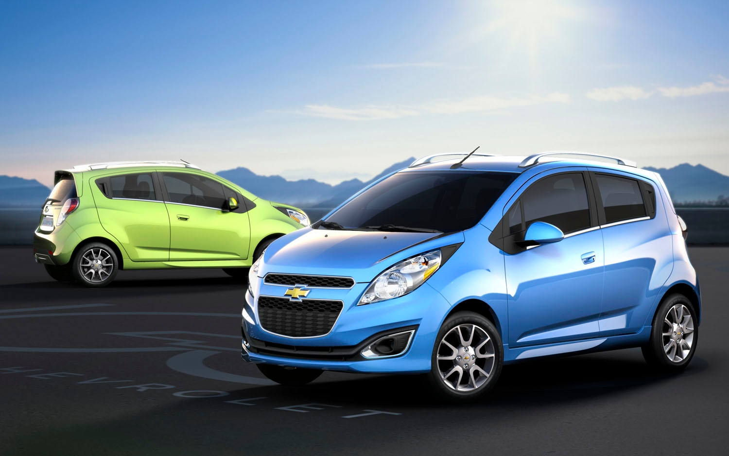 2013 Chevrolet Spark Duo1