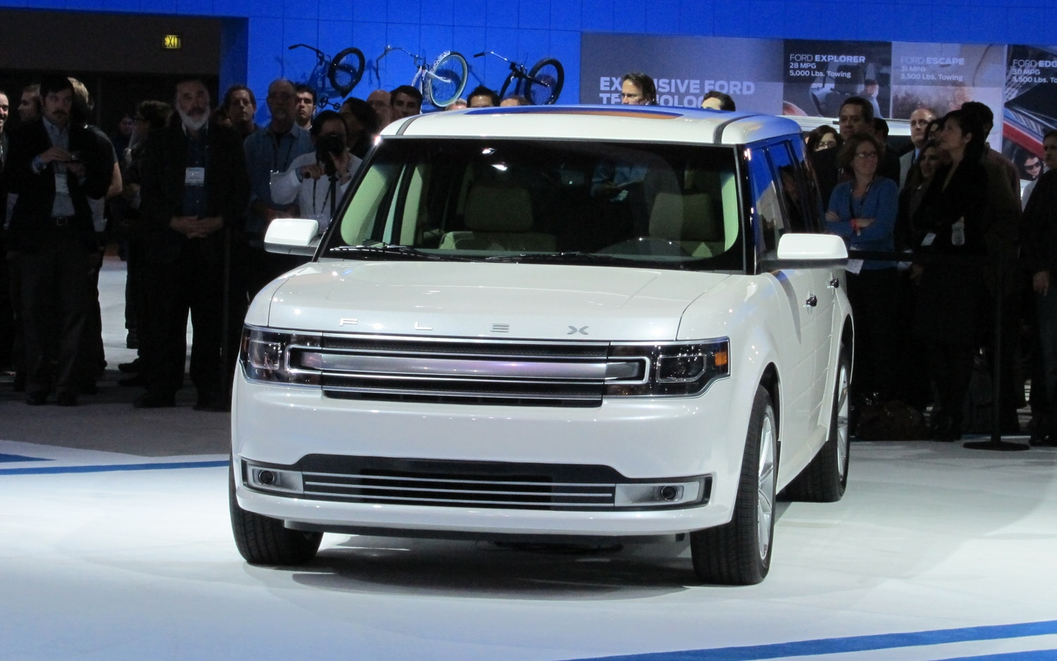 2013 Ford Flex Front 21