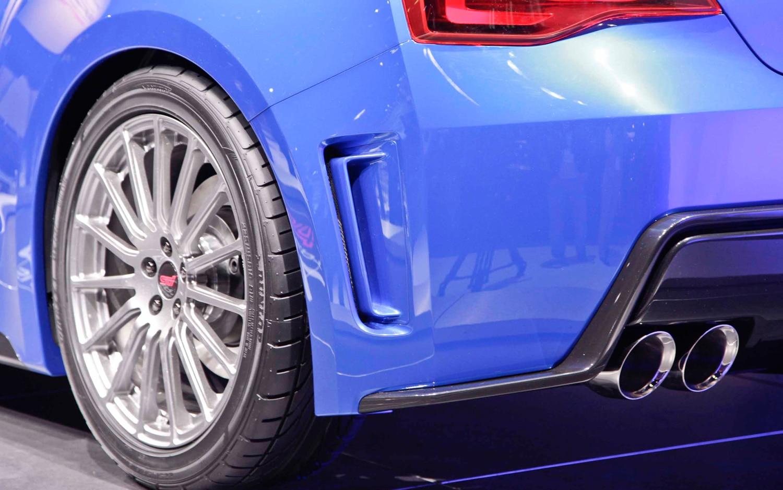 Subaru Brz Prototype Rear Wheels on Subaru Boxer Engine Is It The Same As Porsche