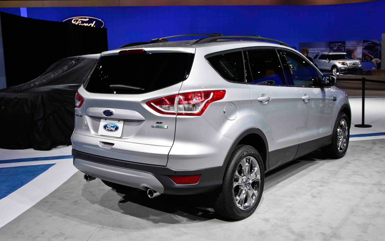 First Look 2013 Ford Escape Automobile Magazine