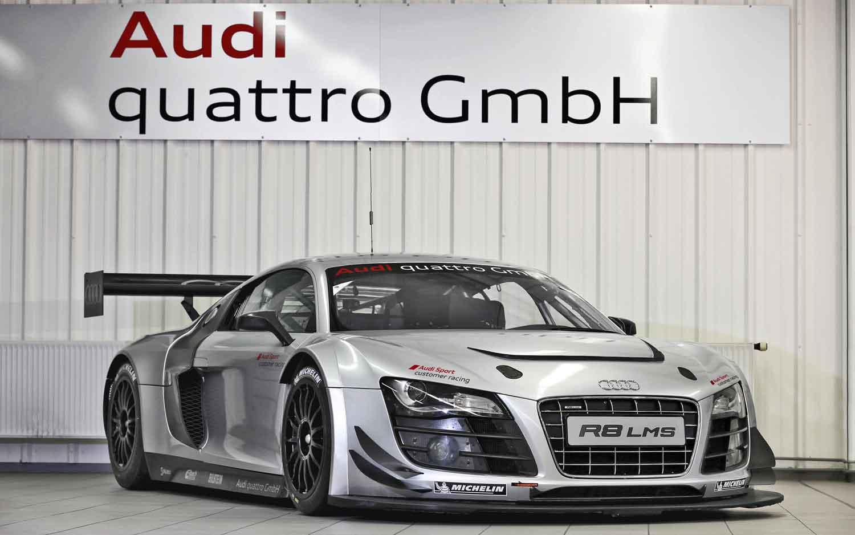 Audi R8 LMS Ultra Race Car1