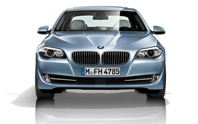 BMW ActiveHybrid 5 Front1 660x413