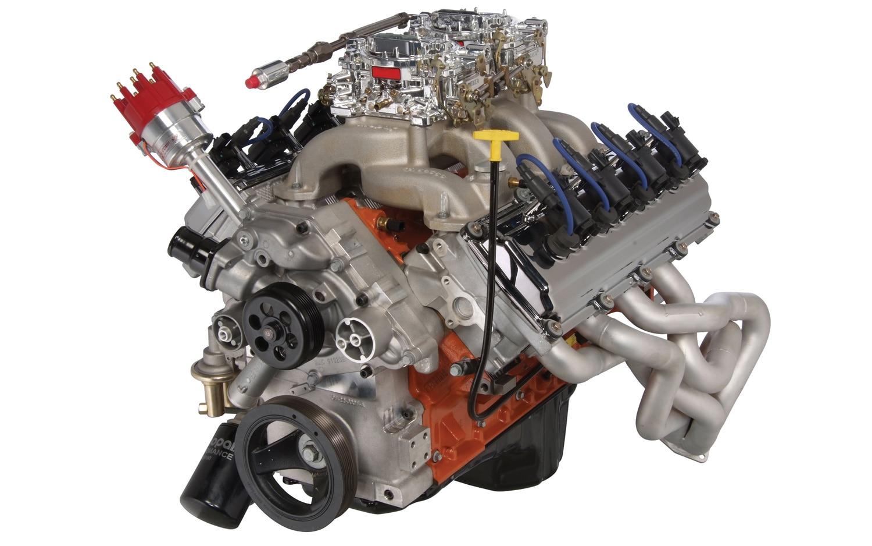 Chrysler Hemi V Crate Engine on 426 Hemi Crate Engine