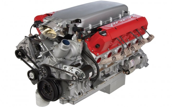 Chrysler 512 V 10 Competition Engine11 660x413
