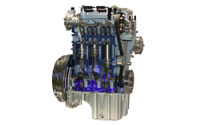 Но ford продолжает работать над 1,0-литровым двигателем ecoboost, удостоенным звания мотора года