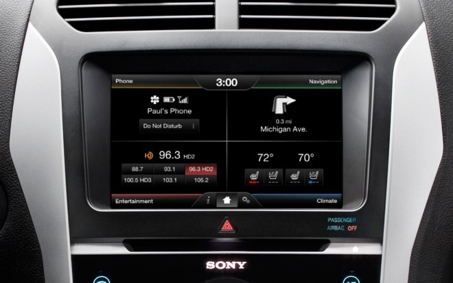 MyFord Touch Home Screen1 660x413