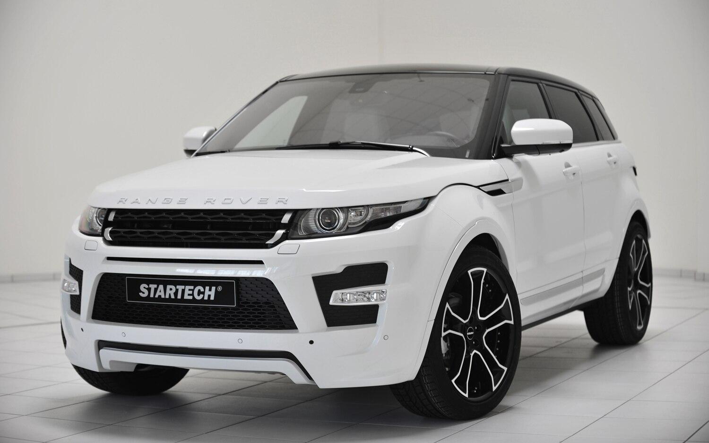 Startech Range Rover Evoque Front Three Quarter1