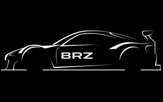 Subaru BRZ Racer Teaser 660x413